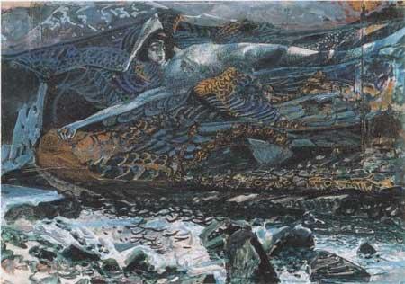 Fallen Demon - Mikhail Vrubel