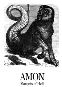 Amon (Dictionnaire Infernal)
