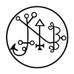 Balam's Goetic seal