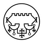 Belial's Goetic seal