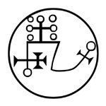 Dantalion's Goetic seal
