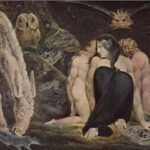 Hecate The Night of Enitharmon`s Joy - William Blake