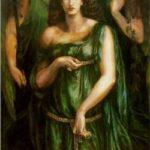 Astarte Syriaca - Dante Gabriel Rossetti