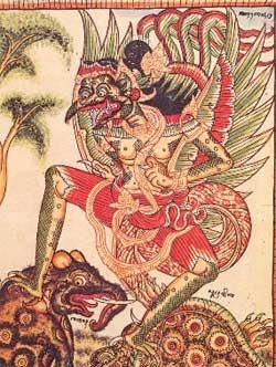 Garuda - Ida Made Tlaga