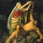 Loki and Sigyn - Marten Eskil Winge