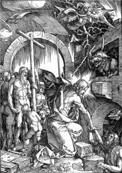 The Harrowing of Hell - Albrecht Durer