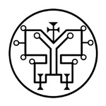 Orias' Goetic seal