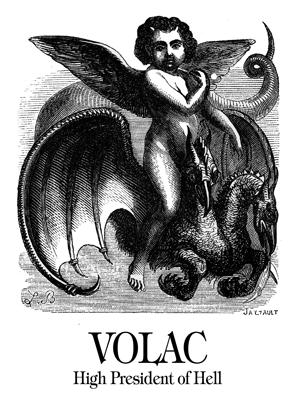 Volac - Goetia Demon