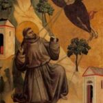 St. Francis Receiving the Stigmata - Giotto