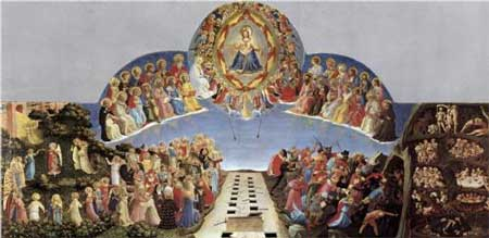 Last Judgment - Fra Angelico
