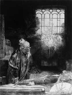 Faust - Rembrandt