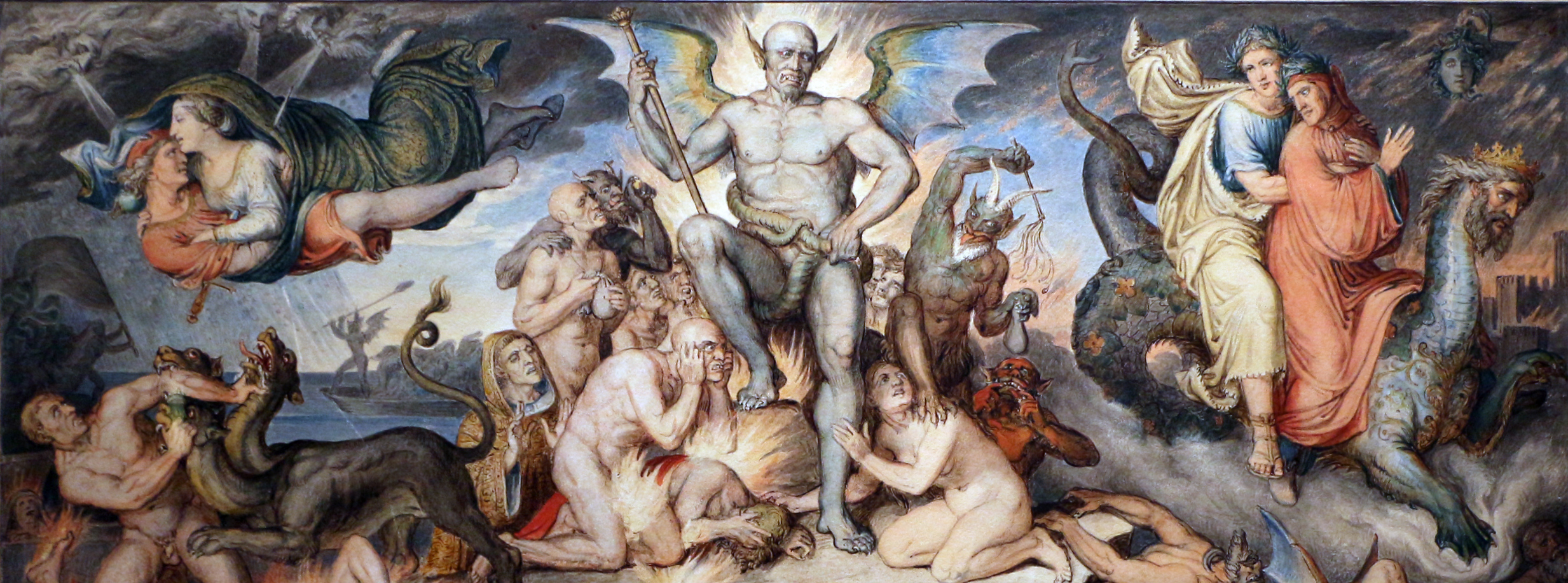 Demonology: A-Z List of Demon Names, Devils, & Evil Spirits
